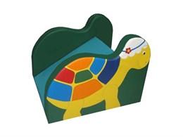 Мягкая игровая горка «Черепаха»