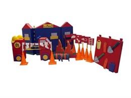 Комплект по изучению пожарной безопасности «Ноль-один»