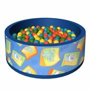 Сухой бассейн с шариками «Дюна»