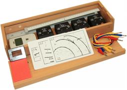 ФГОС комплект. Лабораторный комплект (набор) по квантовым явлениям (в комплекте с индикатором радиоактивности)