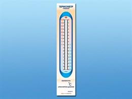 """Панно демонстрационное маркерное """"Термометр"""""""