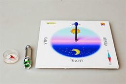 Экознайка-НШ2. Модель солнечных часов