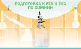 Стенд Подготовка к ЕГЭ и ОГЭ по химии (9 карм)