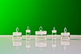 Комплект стаканчиков для взвешивания (бюкс)