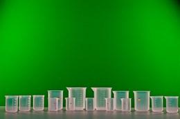 Комплект стаканов пластиковых (15 шт.)