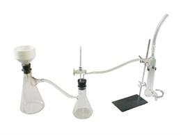 Установка для фильтрования под вакуумом