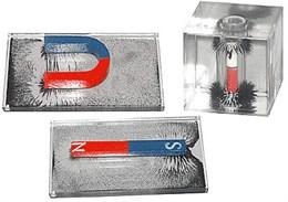 Набор для демонстрации объемных спектров постоянных магнитов