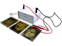 Набор для демонстрации спектров электрического поля