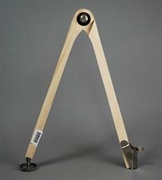 Циркуль деревянный