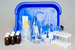 Набор хим. посуды и принадлежностей для лаб. работ по биологии (НПБЛ)