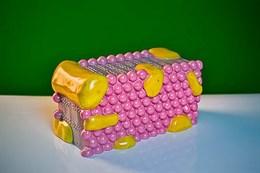 """Модель """"Строение клеточной оболочки"""""""