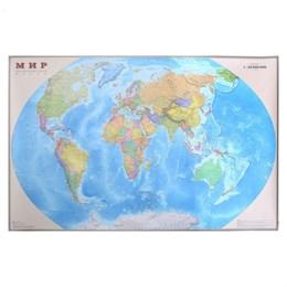 Карта Мира Политическая,156х101см