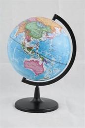 Политический глобус диаметром 210 мм