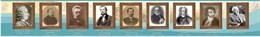 Стенд-лента Великие ученые историки