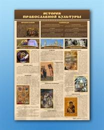 """Стенд """"История православной культуры"""""""