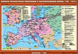 Комплект настенных учебных карт. История Нового времени конца ХIХ-ХХ вв. 8 класс