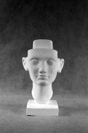 """Гипсовая модель """"Нефертити Голова"""""""