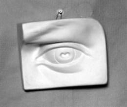 """Гипсовая модель """"Глаз человека"""""""