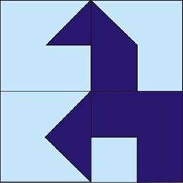 Прозрачный квадрат (без книжки)