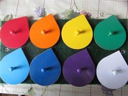 Лепестки Ларчик (эталоны цвета )