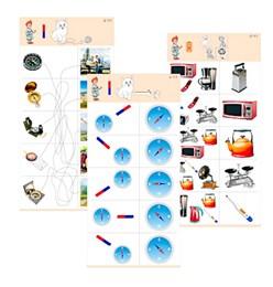 "Комплект карточек (10) ""Обучающий калейдоскоп для ДО. Эксперимент. Магнетизм"""