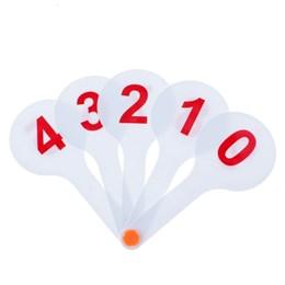 Касса-веер цифры от 0 до 9