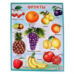 """Плакат """"Фрукты"""""""