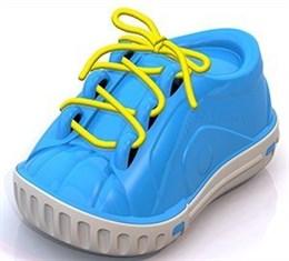 Ботинок-шнуровка