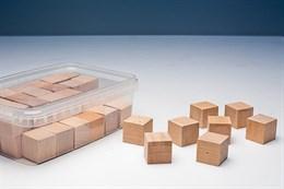 """Игровой набор Фребеля """"Кубики"""" (48 шт., бук, серия """"Красота вокруг нас"""")"""