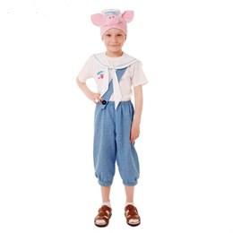"""костюм """"Поросёнок Ниф-Ниф"""" (или Нуф-Нуф) р-р 56, рост 98-104 см"""