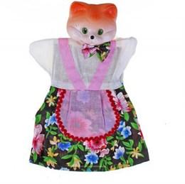 """Кукла-перчатка """"Кошка"""""""