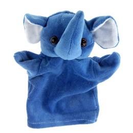 """Мягкая игрушка на руку """"Слоненок"""""""