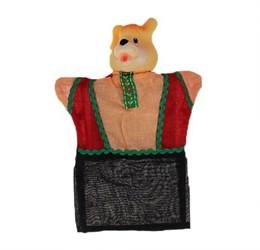 """Кукла - перчатка """"Собачка Жучка"""""""