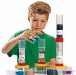 """Комплект лабораторного оборудования """"Фильтрация воды"""" (методичка в комплекте)"""