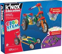 STEM-конструктор K'NEX  Education. Комплект для сборки транспортных средств