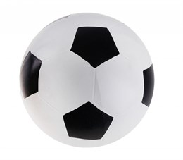 Мяч резиновый диаметр 200 мм  (футбол)