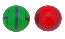 Мяч резиновый диаметр 125 мм  (спорт)