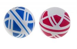 Мяч диаметр 125 мм лакированный