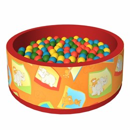Сухой бассейн с шариками «Терра»