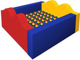 Сухой бассейн с шариками «Ручеёк»