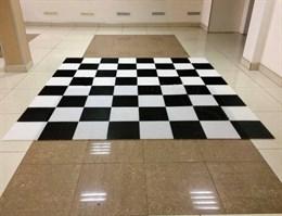 Гигантская шахматная доска