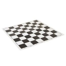 Доска шахматная складная, картонная, чёрно-белая