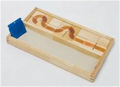 Игровой комплект психолога №1 «Для развития графомоторики с песком и пластинами»