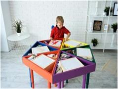 Игровой многофункциональный стол «Творчество»