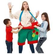 Штаны для игры с шарами детские