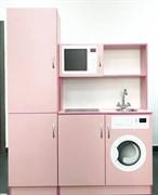 Кухня детская с холодильником «Фантазия»