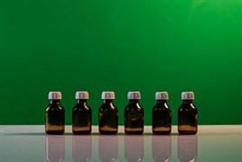 Набор флаконов 30 мл для хранения растворов реактивов (6 шт.)