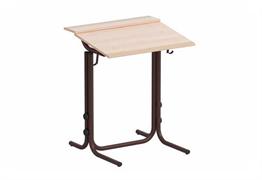 Стол для работы стоя. Регулируемый по высоте и углу наклона столешницы.