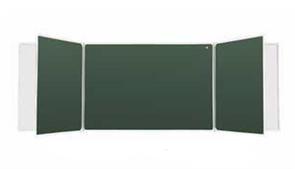 Доска аудиторная (комбинированная) 3432х1012 мм