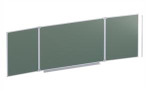 Доска аудиторная магнитная  (зеленая) 3032х1012 мм